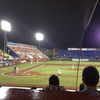 Photo taken at Estadio Beto Ávila by Tamara E. on 7/12/2012