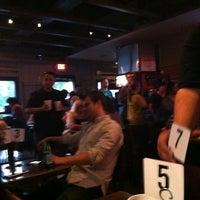 Photo taken at Jus' Mac by Nathan R. on 6/2/2012