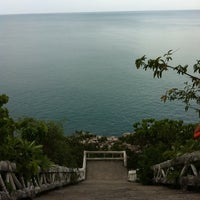 Photo taken at Lad Koh Viewpoint Samui Island by Nicha Komolvijitkul on 6/30/2012