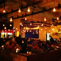 Photo taken at 5 Napkin Burger by Carlos M. on 8/21/2012