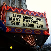 Foto tirada no(a) Castro Theatre por Steve R. em 8/5/2012
