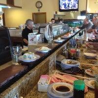 Photo taken at Sakura Japanese Restaurant by Hailey W. on 6/15/2012