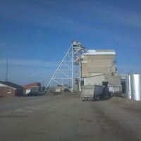 Photo taken at Independent Salt Company by Justin D. on 2/14/2012