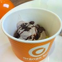 Photo taken at Orange Leaf by Jamie N. on 6/7/2012