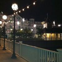 Photo taken at Disney's Beach Club Villas by Amanda D. on 4/13/2012