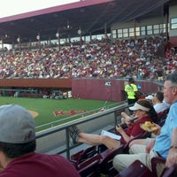 Photo taken at Dick Howser Stadium - Mike Martin Field by Manny G. on 5/18/2012
