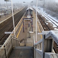 Photo taken at St Neots Railway Station (SNO) by Documentally on 2/11/2012