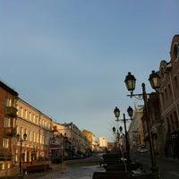 Photo taken at Приморский Арбат by Artem P. on 3/13/2012