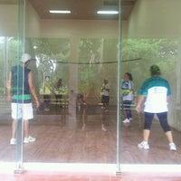 Photo taken at Club Petrolero Polanco by Liber D. on 5/20/2012