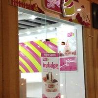 Photo taken at The Frozen Yogurt Factory by Khalid K. on 8/24/2012