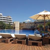 Photo taken at Ibiza Gran Hotel by Maani S. on 5/24/2012