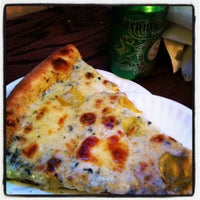 Photo taken at Artichoke Basille's Pizza & Brewery by may on 3/20/2012