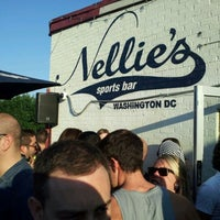 Photo taken at Nellie's Sports Bar by Mark H. on 6/3/2012
