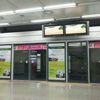 Photo taken at Yongmun Stn. by JiNa K. on 5/20/2012
