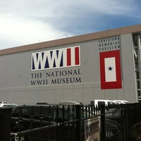 Photo taken at The National WWII Museum by Blake W. on 2/29/2012