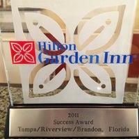 Photo Taken At Hilton Garden Inn By Dom D. On 7/14/2012 ...