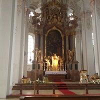 Photo taken at Heilig Geist by Lucas G. on 9/5/2012