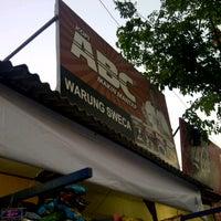 Photo taken at Warung We Sweca by Seny on 9/6/2012