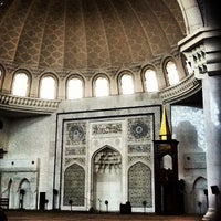 Photo taken at Masjid Wilayah Persekutuan by syuhaida A. on 6/8/2012