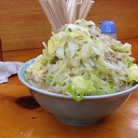 Das Foto wurde bei Ramen Jiro von Jiro Y. am 2/21/2012 aufgenommen