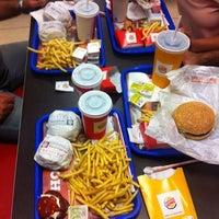 Photo taken at Burger King by Erinc B. on 7/29/2012