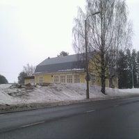 Photo taken at Kaivola by markus m. on 3/17/2012