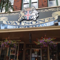 Photo taken at Watsons Chelsea Bazaar by Andy on 8/29/2012