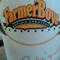 Photo taken at Farmer Boys by Erin on 8/5/2012