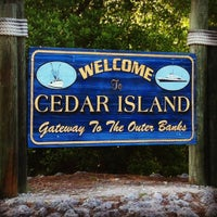 Photo taken at Ceder Island Ferry Terminal by Todd C. on 5/13/2012