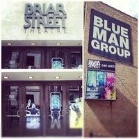 Снимок сделан в Briar Street Theatre пользователем Justen P. 5/30/2012