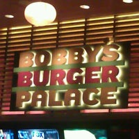 Photo taken at Bobby's Burger Palace by Paula H. on 6/1/2012