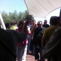 Foto tomada en Salones Mar Blau por Jose Luis G. el 7/7/2012