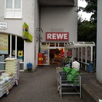 Photo taken at REWE by Dirk L. on 7/31/2012