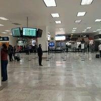 Photo taken at International Departures by Gerardo L. on 2/5/2012