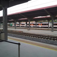 Foto tirada no(a) Estación de Ourense - Empalme | ADIF por Angel L. L. em 8/13/2012