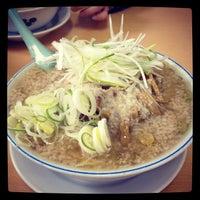 2/26/2012にakawantaが安福亭 本店で撮った写真