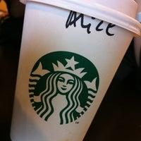 Photo taken at Starbucks by Baristapen on 4/16/2012