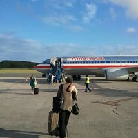 Photo taken at Henry E. Rohlsen Airport (STX) by John F. on 3/5/2012