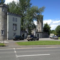 Photo taken at Castle Durrow by Nigel L. on 6/17/2012