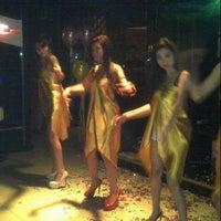 Photo taken at Venus Bar & Karaoke by Adriansyah D. on 9/9/2012
