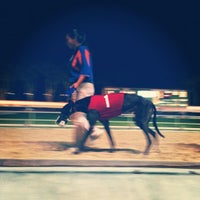 Photo taken at Naples-Fort Myers Greyhound Racing and Poker by Charlie H. on 3/22/2012