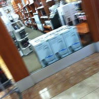 Photo taken at Brookstone by Jessica B. on 4/11/2012