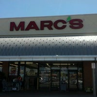 Photo taken at Marc's by Stephanie G. on 6/13/2012