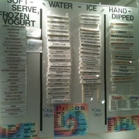 Photo taken at Rosemarie's Italian Ice by Peter B. on 5/11/2012