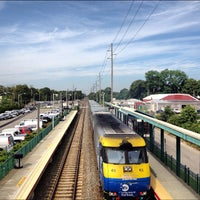Photo taken at LIRR - Sayville Station by Christopher J. on 8/21/2012