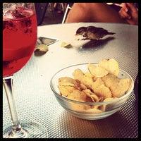 Photo taken at Campo Santa Margherita by Leandro I. on 9/2/2012