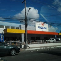 Photo taken at Supermercado Angeloni by Gustavo Meyer C. on 5/18/2012