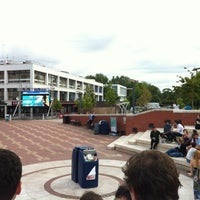 Photo taken at The Piazza by FangDao D. on 7/27/2012