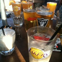 Photo taken at Leo's All-Star Sports Bar & Grill by Sarah S. on 4/28/2012