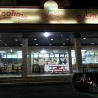 Photo taken at Tacotime by Bader A. on 2/22/2012